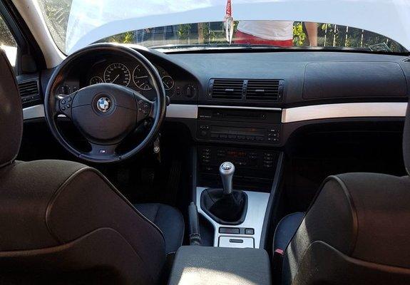 BMW 520 2001 d E39 serie M
