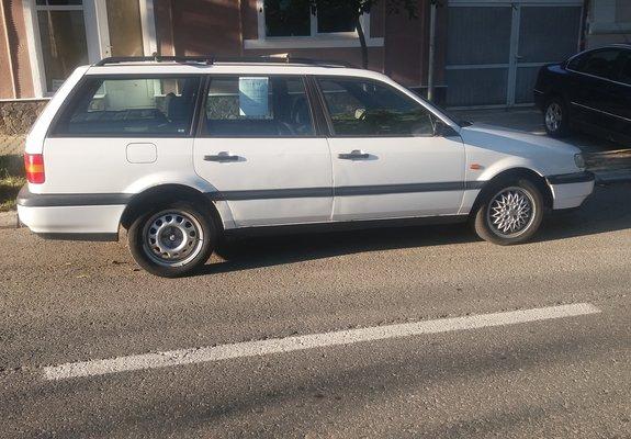 Volkswagen Passat Diesel 1995