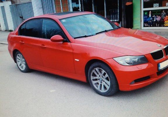 BMW 320 2007 D