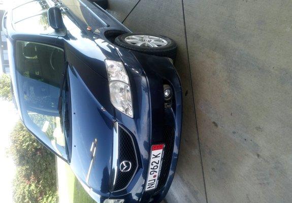 Mazda MPV Diesel 2003