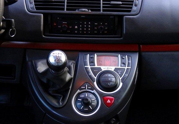 Citroen C8 2006 Exclusive 7 Locu