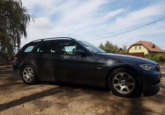 BMW 318 Diesel 2007