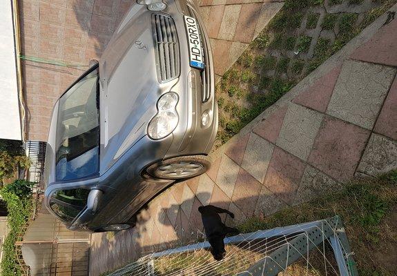 Mercedes-Benz C 220 Diesel 2004