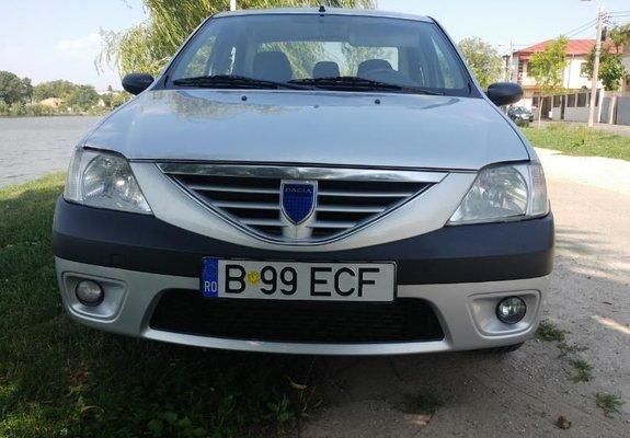 Dacia Logan   - Diesel 2008