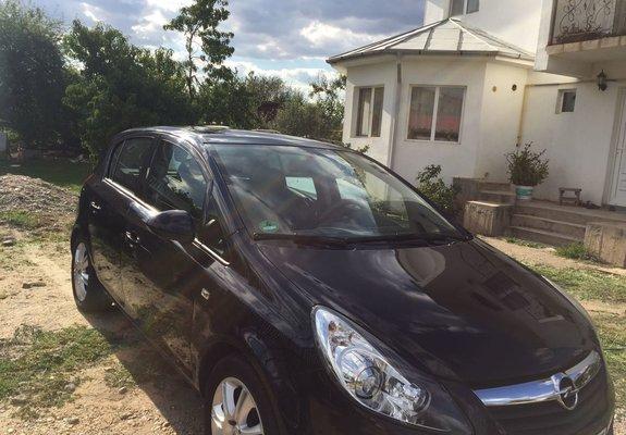 Opel Corsa Benzina/GPL 2009