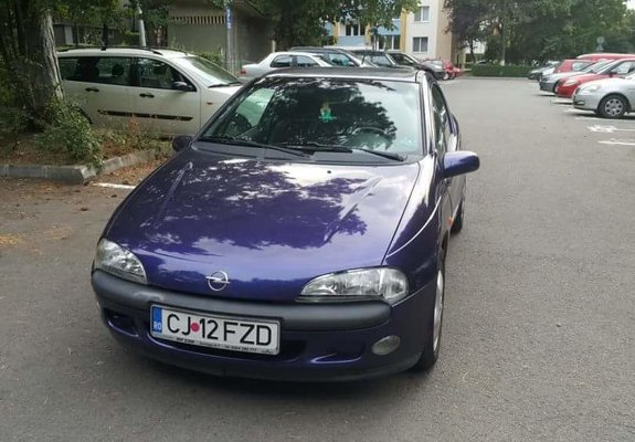 Opel Tigra Benzina 1997