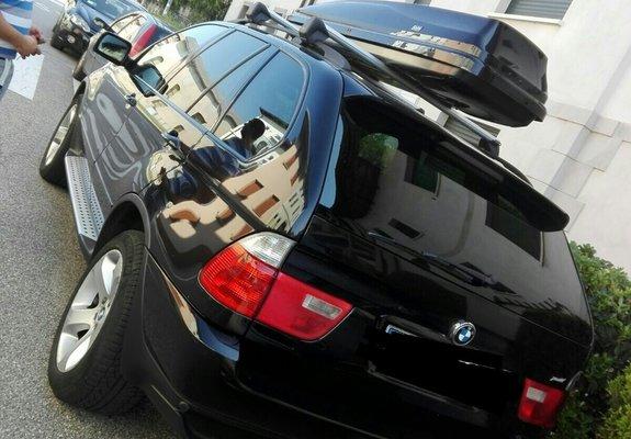 BMW X5 Diesel 2004