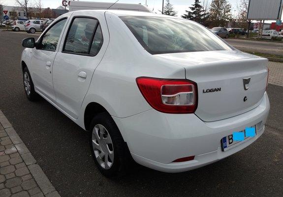 Dacia Logan Diesel 2014