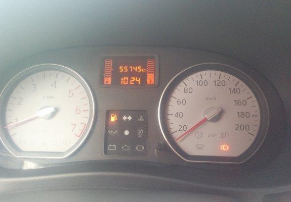 Dacia Logan Diesel 2011