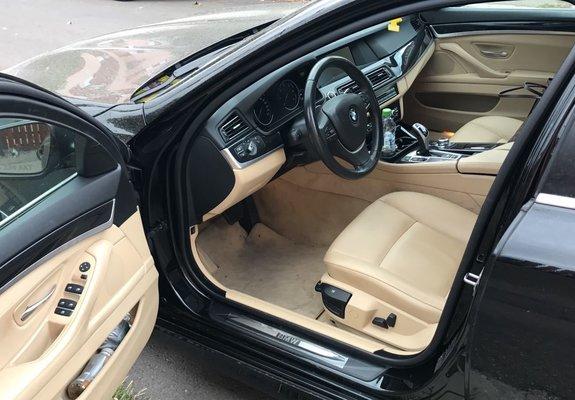 BMW 525 Diesel 2013