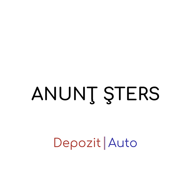 Autoturisme second hand Dacia